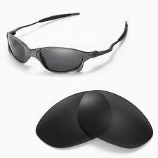 New Walleva Polarized Black Lenses For Oakley X Metal XX