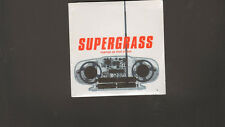 SUPERGRASS Pumping on your Stereo  NEW SEALD CD SINGLE 2 track 1999 CDSingle