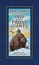 Odd and the Frost Giants by Neil Gaiman (Hardback)