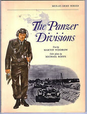The Panzer Divisions by Martin Windrow (1973) - Hippocrene Edition