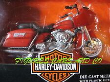 MOTO1/18 HARLEY DAVIDSON FLTR ROAD GLIDE 2000