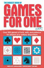 The Biggest Book of Games for One Ever!: Over 500
