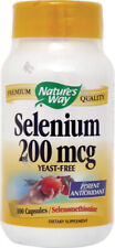 Selenium, Nature's Way, 100 capsules