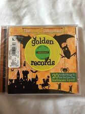 Golden Records Spooky Halloween Hits Various Artists CD 2012 Witch's Stew Ghost