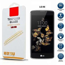 Tempered Glass Mobile Phone Screen Protector For LG K8