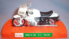 1990s Guiloy Moto Mini Bike BMW-R100-RS Polizei German Police Special Motorcycle