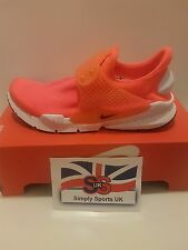 NIKE SOCK DART se Arancione UK 9 EU 44 US 10 [833124 800]