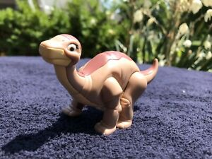 Land Before Time Dinosaur Figure Toy 1997  Burger King Wind Up Action