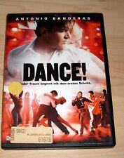DVD Film - Dance! - Antonio Banderas