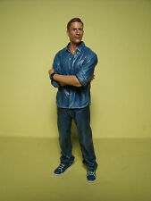 1/18  FAST  AND  FURIOUS  WALKER   PAINTED  FIGURE   BY  VROOM   FOR   ERTL