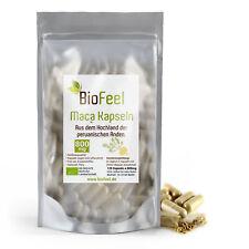 BioFeel - Bio Maca Kapseln, 120 Stk., 800mg