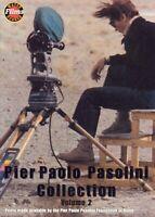 Passolini 3 DVD-s Box vol.2, Hawks & Sparrows,Gospel Accorgding to...Accatone