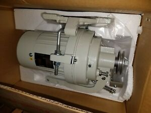 SINGER Industrial Sewing Machine Motor 220 Volt 1/3 HP 1425/1725 RPM CL1431