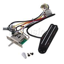 Circuit Wiring Harness Twin-coil Pickup HUMBUCKER 3-way switch Electric Guitar