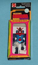 "vintage Shogun Warriors 3"" COMBATRA in box Collector's Mattel"