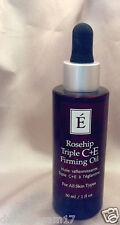 Eminence ROSEHIP TRIPLE C+E FIRMING OIL 1oz/30mL   New ~FREE SHIP~