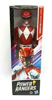 Power Rangers Mighty Morphin Red Ranger 12-Inch Action Figure Toy by Hasbro New