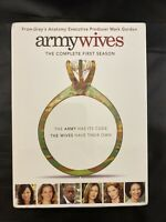 Army Wives: The Complete First Season [3 Discs] [DVD] NEW Factory Sealed