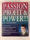 Passion, Profit & Power!! by Marshall Sylver  Never Used!!