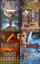 David Gemmell RIGANTE Epic Fantasy Series Paperback Collection Set of Books 1-4