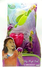 Disney Fairies Sky High Tink Tinkerbell Toy Flies 10 feet New 2014