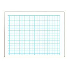 Quadrant Grid Dry Erase Board