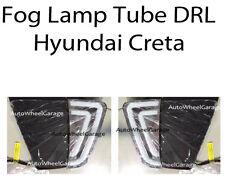 New Imported Premium Quality Fog-Lamp Dual LED Tube DRL for Hyundai Creta