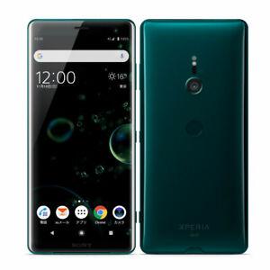 Sony SOV39 Xperia XZ3 Premium SOV39 【 Unlocked Free 】EL display Forest Green