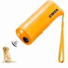 Frienda Led Ultrasonic Dog Repeller Trainer Device 3 In 1 Anti Barking Stop Ba
