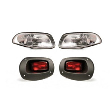 E-Z-GO RXV Gas & Electric Premium Headlight & Taillight Kit (Fits 2008-2015)