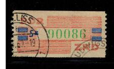 DDR Dienstmarken B  27 S gestempelt  SCHWERIN