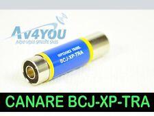 Canare BCJ-XP-TRA Digital Audio Impedance Transformer XLR Male - BNC