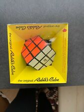 THE ORIGINAL VINTAGE RUBIK'S CUBE BY IDEAL-NEW IN SHRINK WRAP