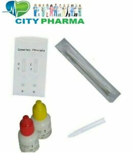 Chlamydia and Gonorrhoea, home Testing Kits Professional STI STD Screening