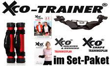 XCO Trainer Alu Premium-Set + 2 DVD 's + 2 Anleitungen + 1 Gürtel - NEU + OVP