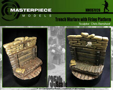 1/35th scale Trench Warfare with Firing Platform