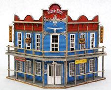 HO SCALE BANTA MODEL WORKS #2142 Silver Bull Saloon