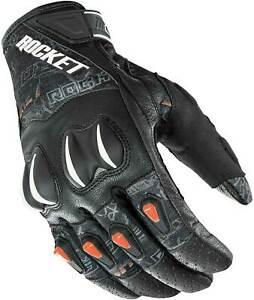 Joe Rocket Cyntek Gloves - Motorcycle Street Bike Riding Race Textile Mens