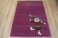 Alfombra de Juego Para Niños Sigikid sk-0523-03 Arcoiris Conejo 160x225 cm