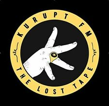 KURUPT FM The Lost Tape (2017) 23-track CD album NEW/SEALED MC Grindah DJ Beats
