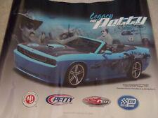 Richard Petty Legacy By Petty Poster Automotive Lift Institute