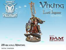 Hitech Miniatures - 28SF089 Lord Ingmar 28mm Warhammer 40k 40000