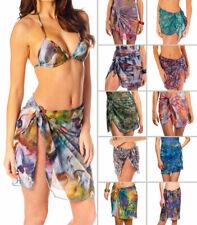 Kiniki Tan Through Cover Up Beach Wraps - 10+ Designs - UK Seller!