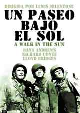 A Walk In The Sun - Un Paseo Bajo El Sol - Lewis Milestone.(DVD)