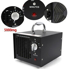 220v Ozongenerator Ozongerät Luftreiniger 5000mg Luftreinigungsapparat 80W DE