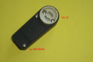 Anschlußkasten mit GU10 Fassung, Einbau bei Einbaustrahlern GU10 , LED
