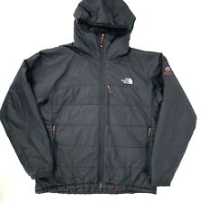 The North Face Mens Redpoint Optimus Primaloft XL Black Red Summit Series Hood