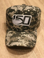 2019 NCAA College Football 150th Anniversary Camo Salute To Service Cap Hat 150