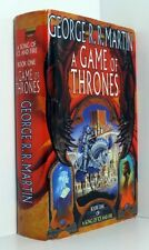 A Game of Thrones (A Song of Ice and Fire, Book 1) George R. R. Martin (BCA Ed)