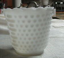 Vintage Fire King Oven Ware Number 8 White Milk Glass Potting Dish